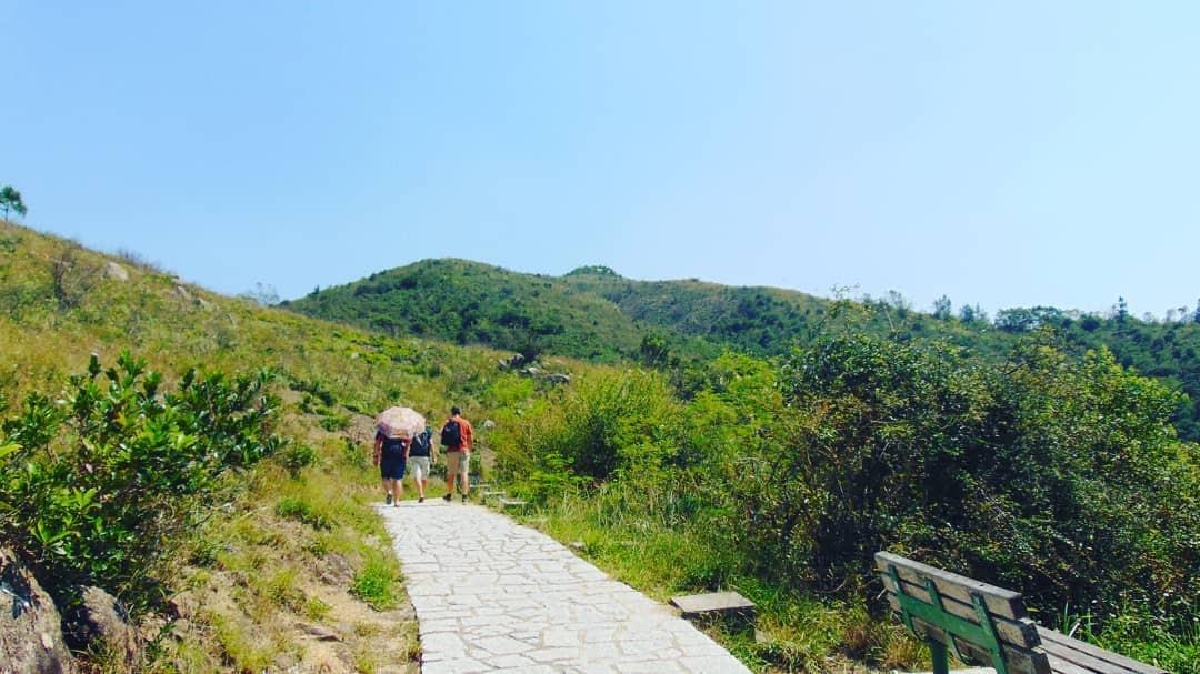 Hong Kong cycling trails - Lamma Island