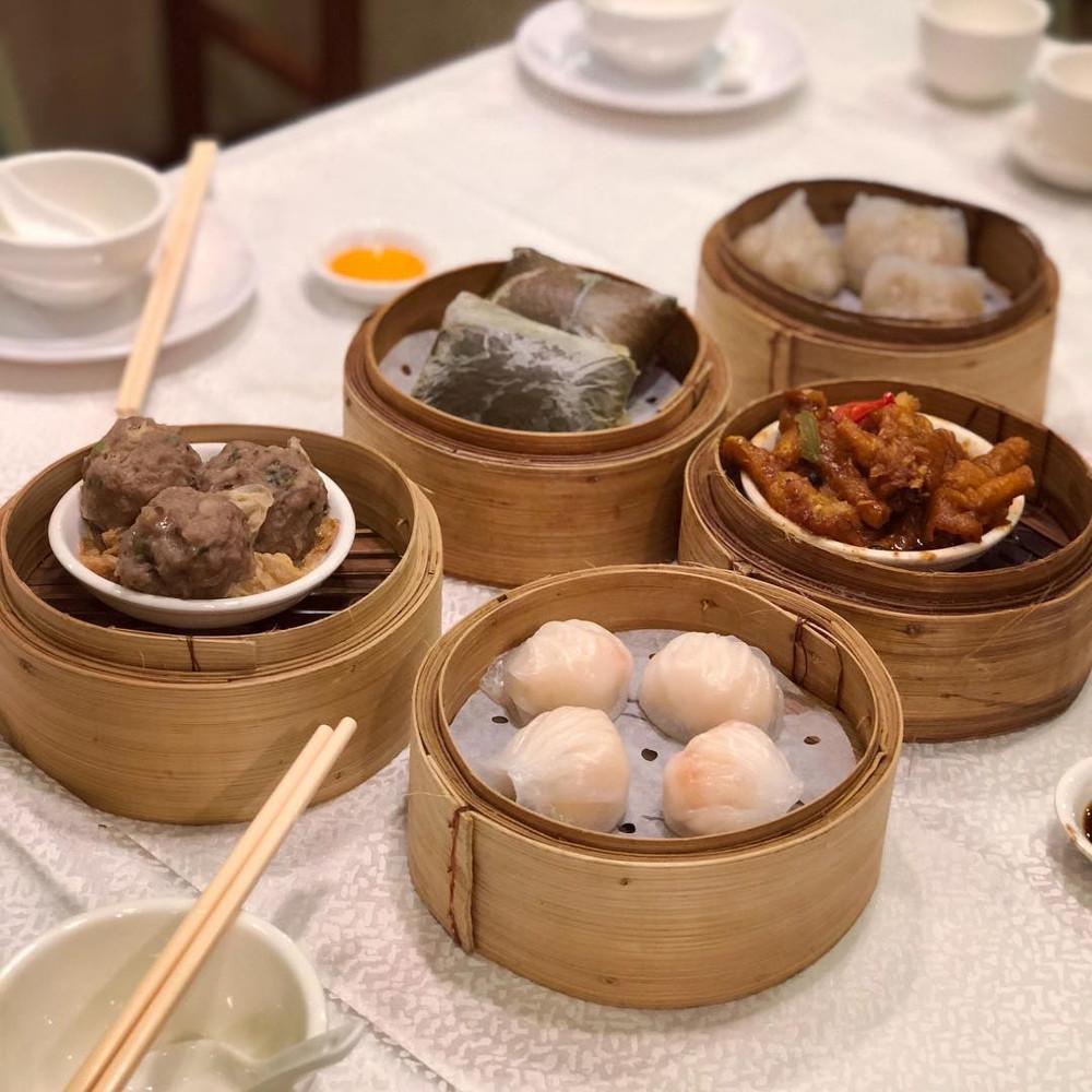 Hong Kong cycling trails - Bayview Chinese Restaurant