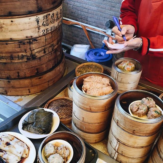 Hong Kong cycling trails - Sampan Seafood Restaurant