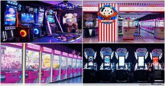 Arcade Planet Singapore