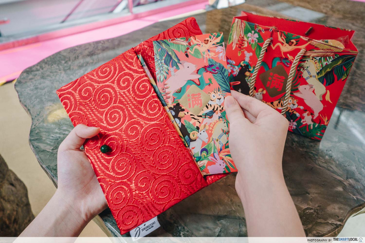 jurong point cny gifts and prizes