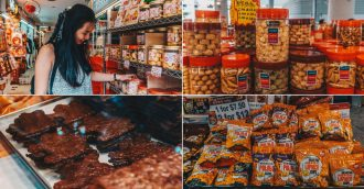 smart local cny food snacks cheap north