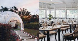 Valentine's Day restaurants 2019 Singapore