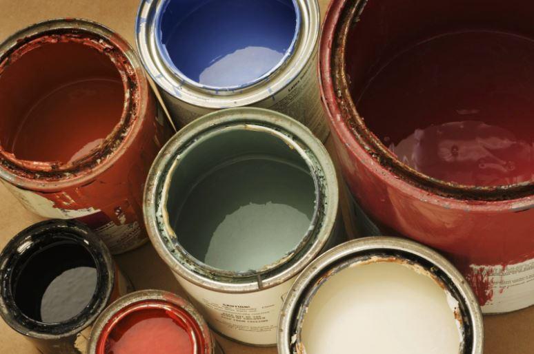 toulene in paint