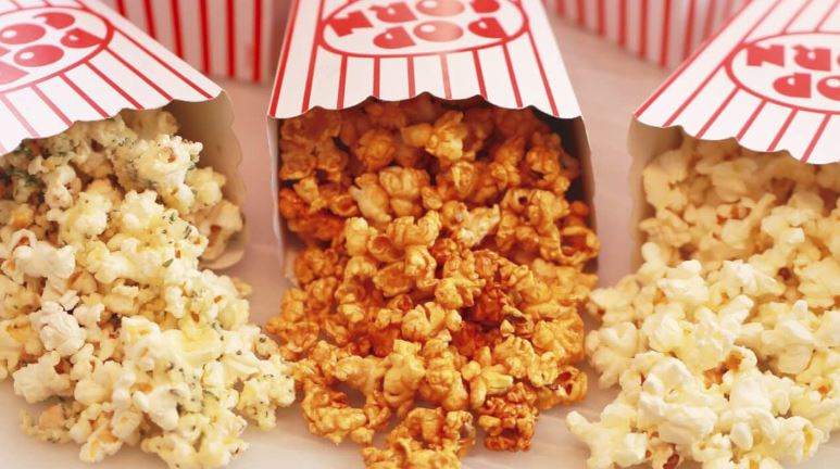 diacetyl in microwavable popcorn