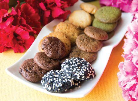 good luck cookies bakerzin cny dessert
