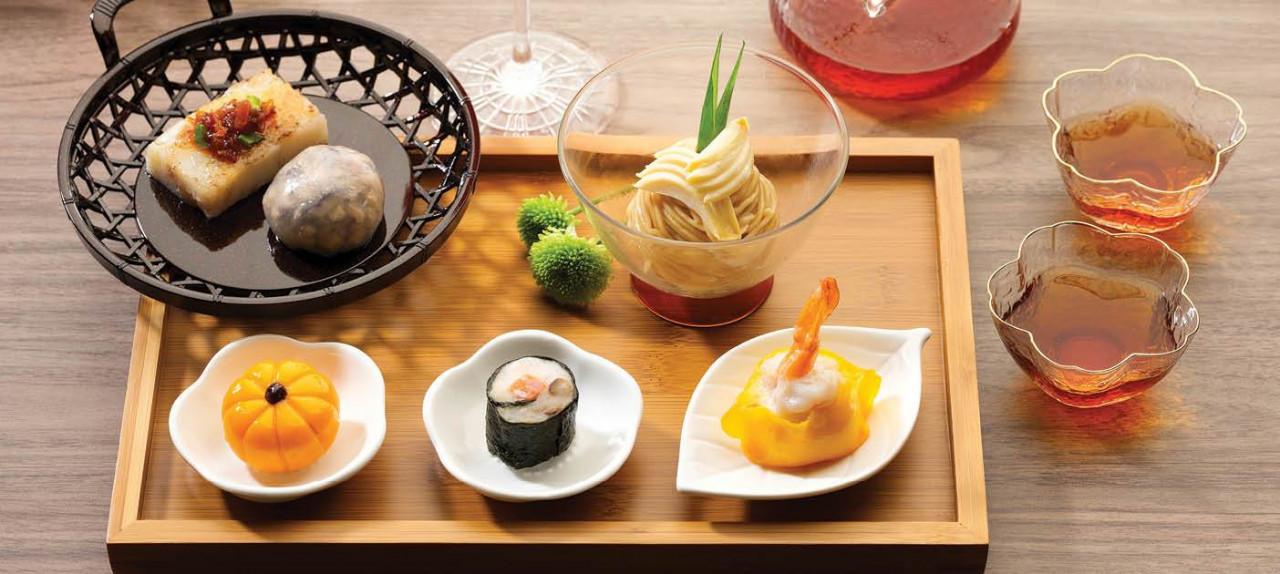 si chuan dou hua restaurant discount cny reunion dinner imperial high tea
