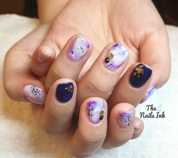 nails ink home baed salon singapore