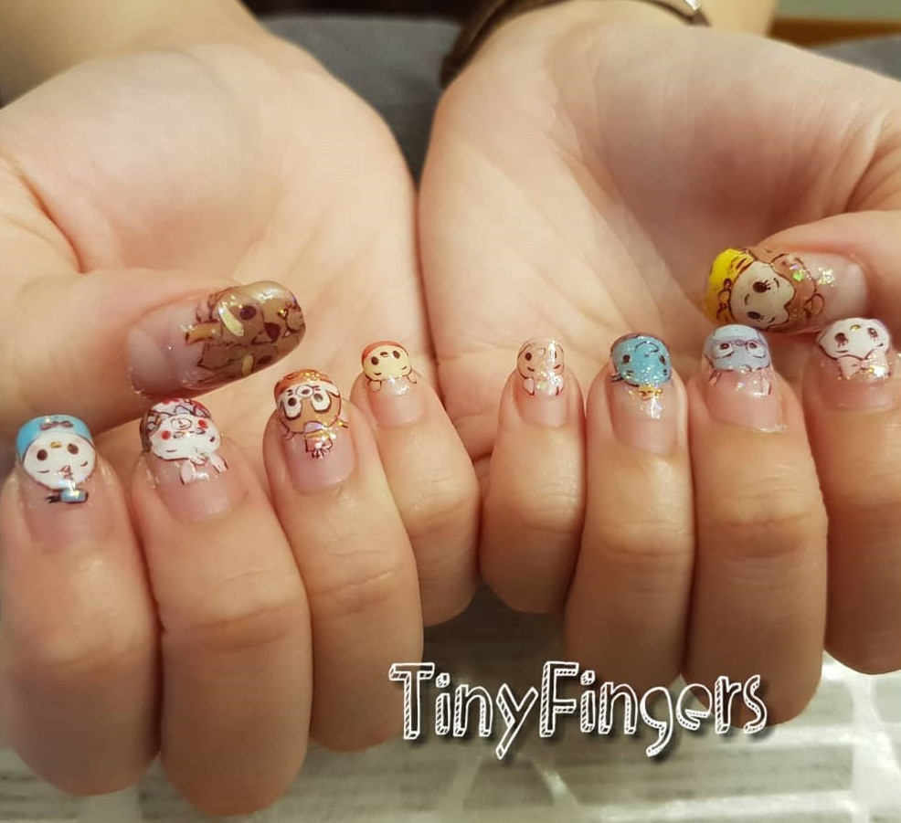 tiny fingers home based nail salons singapore