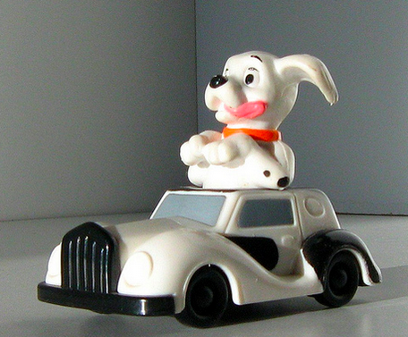 101 dalmations 1997 happy meal toy singapore
