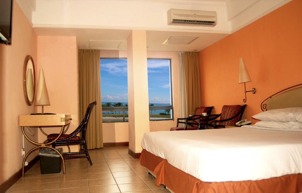 corus paradise port dickson hotel room