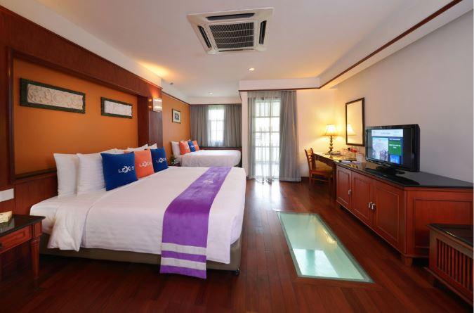lexis port dickson hotel room