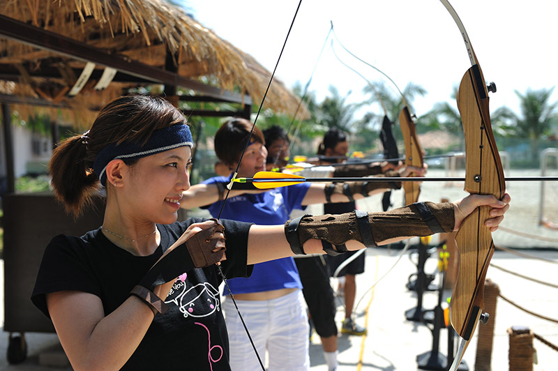 lexis port dickson hotel archery activities