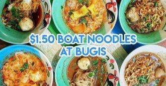 cheap boat noodles at bugis