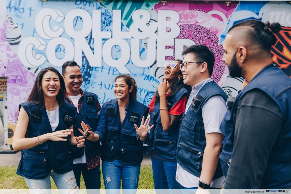 collab and conquer free escape room