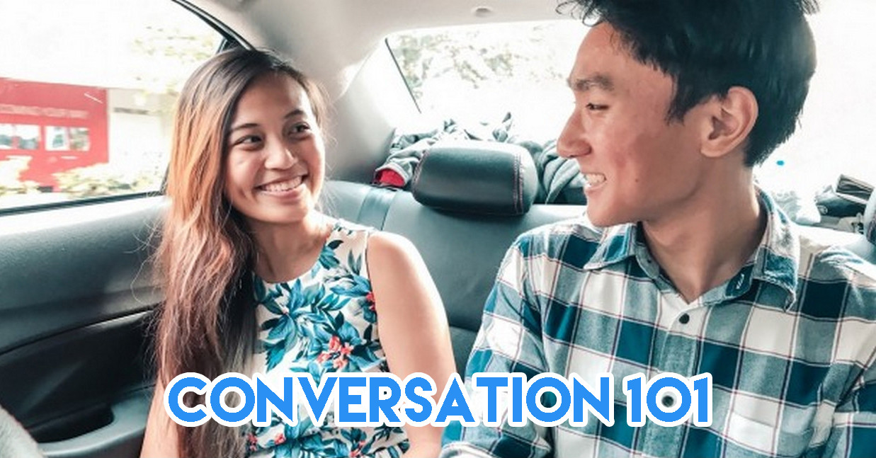 Conversation tips - talking to new people