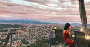 Restaurants in Taipei with unobstructed views