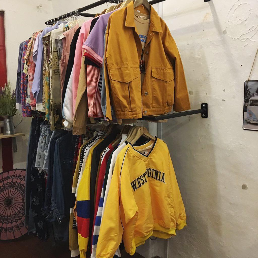 Vintage clothing stores in Singapore - Grammah