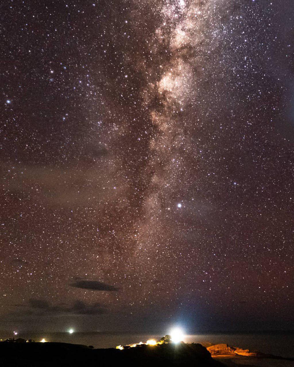 wairarapa castlepoint stargazing