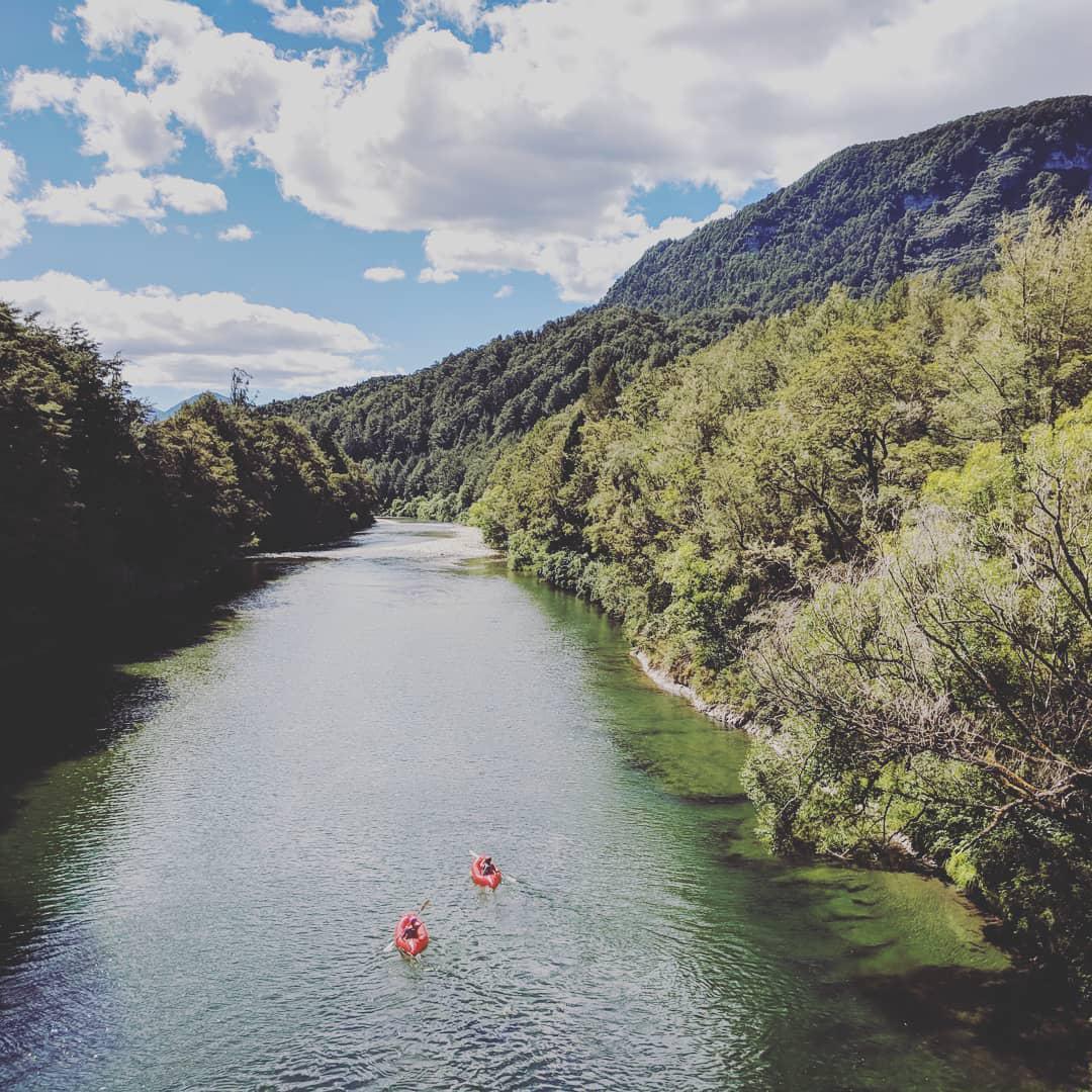 new zealand murchison kayaking