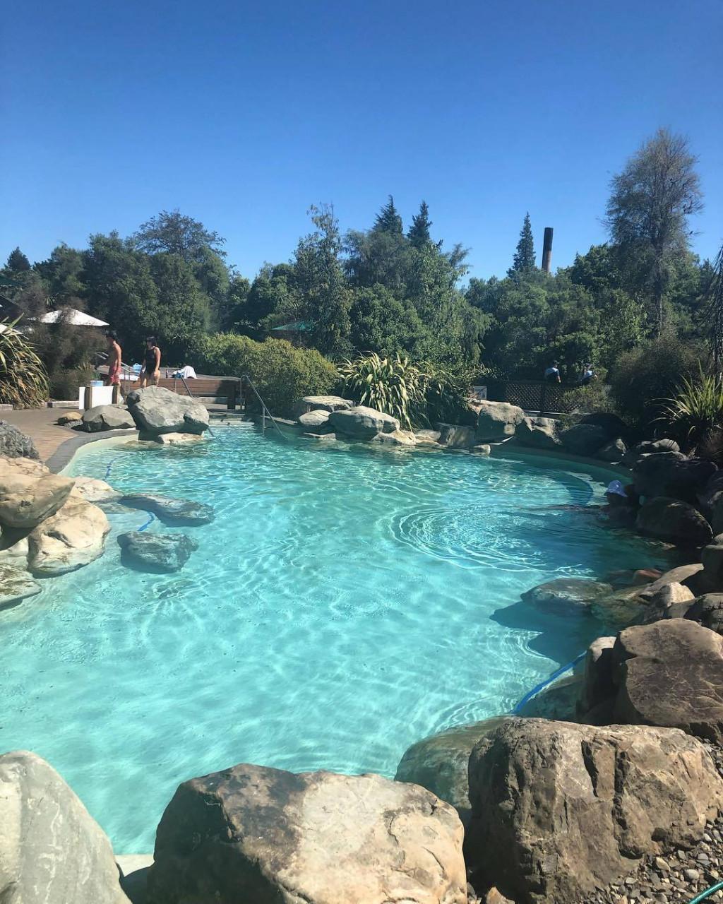Hanmer Springs Thermal spa
