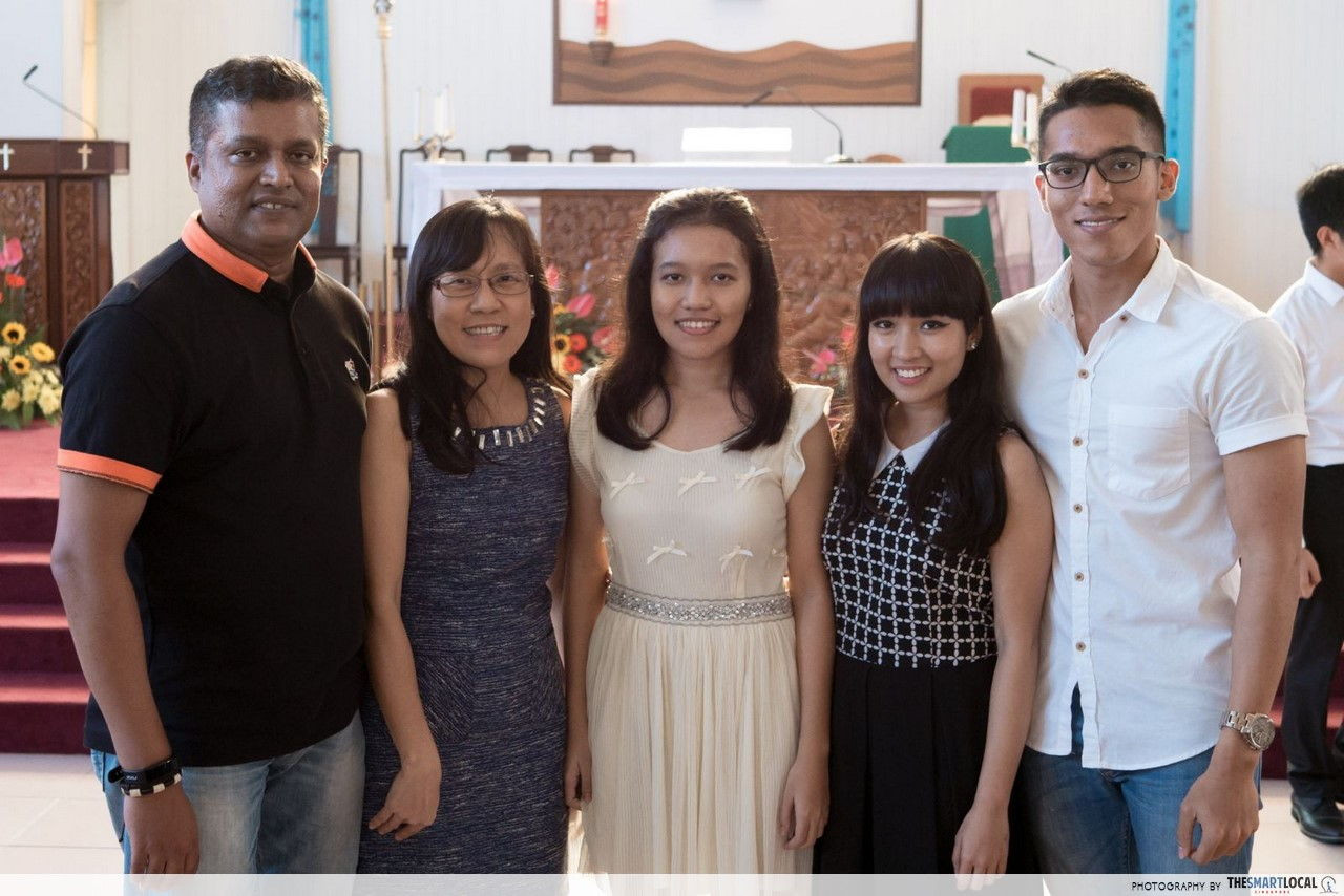 Chindian family