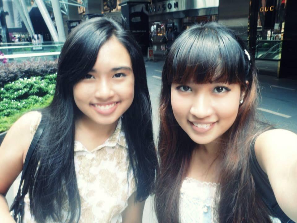 Chindian girls Singapore