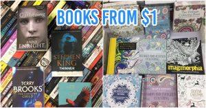 books sale singapore book $1 cheap