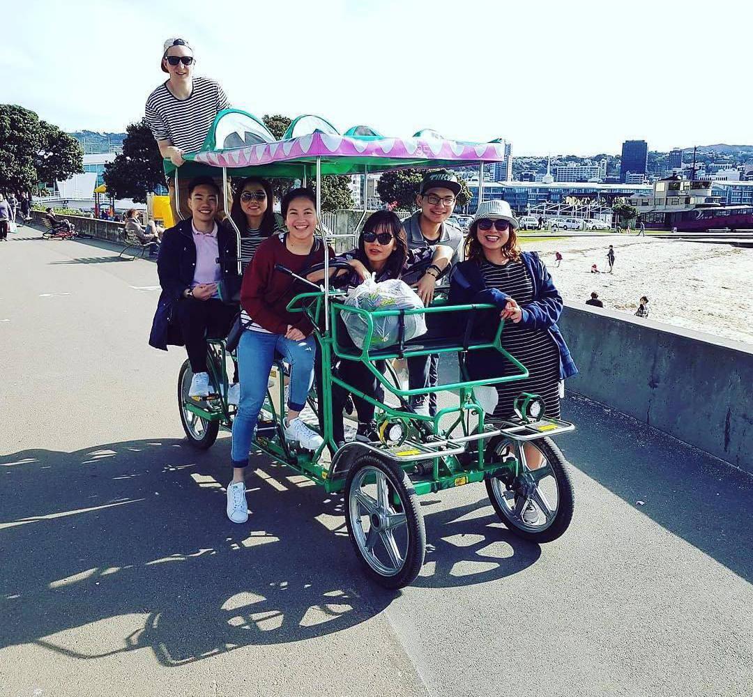 wellington croc-bikes