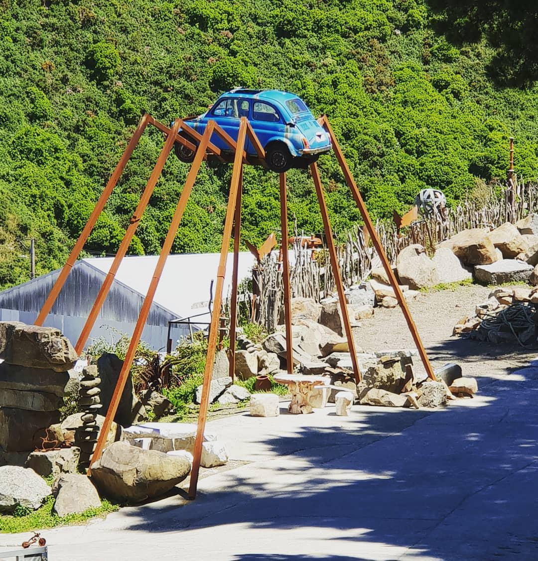 carlucci land spider car