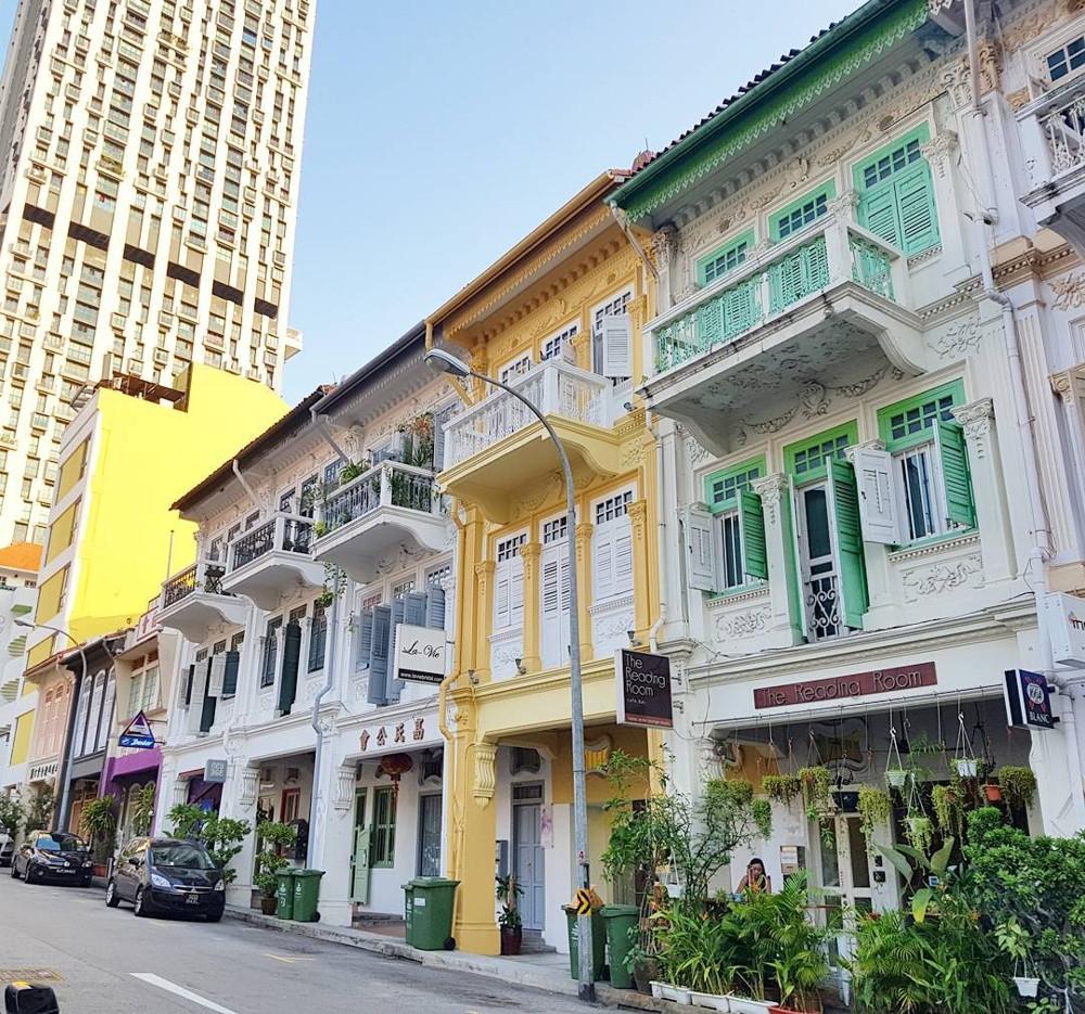 Singapore Design Week - Street of Clans