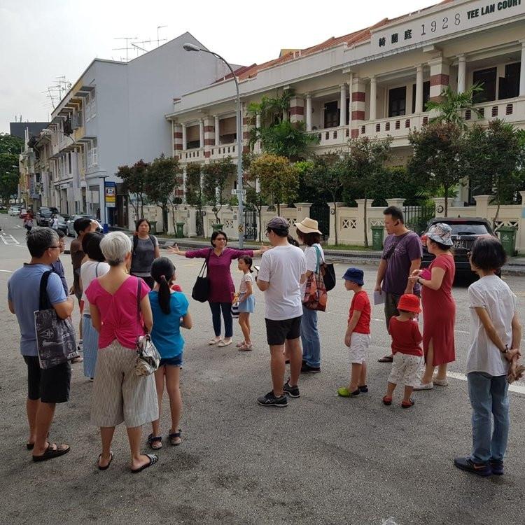 Singapore Design Week 2019 - Street of Clans