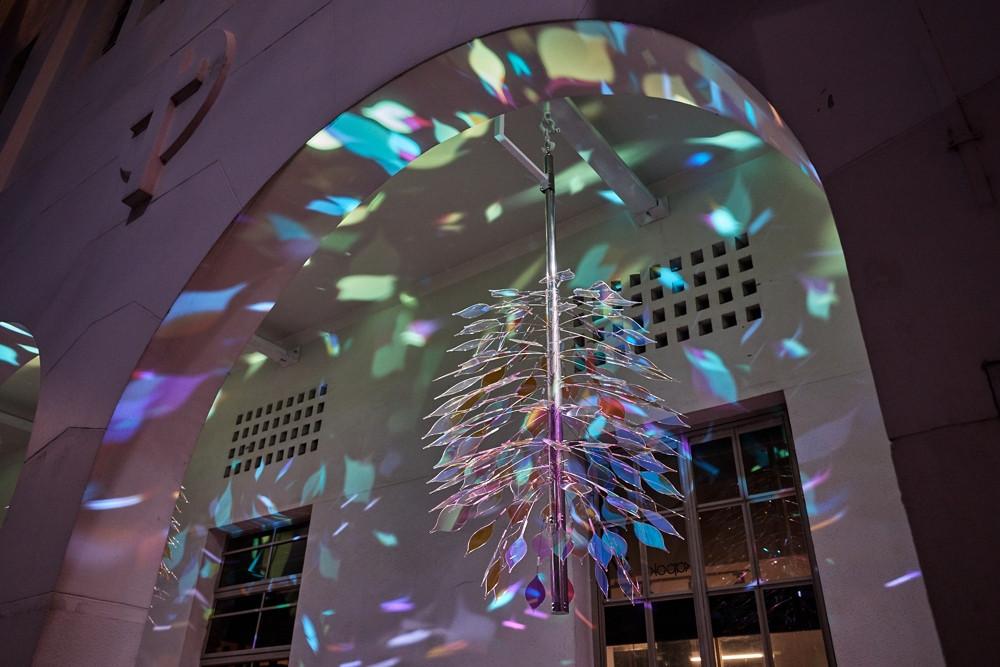 Singapore Design Week 2019 - Light Playground