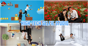 high tech selfie studio palfie pix photoshoot