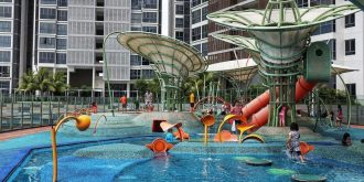 Water playgrounds Singapore