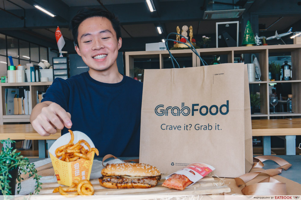 grab food free delivery promo code subscriptions food plan