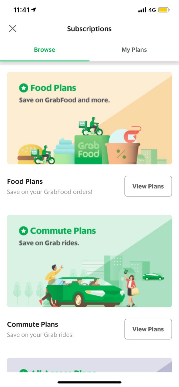 GrabFood's New Subscription Plan Gives 30 Free Deliveries A