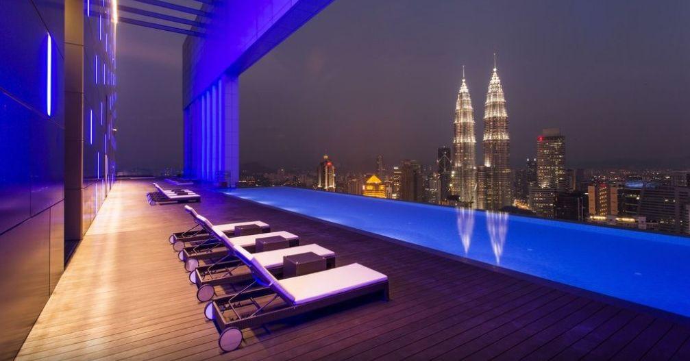 kuala lumpur hotels infinity pool