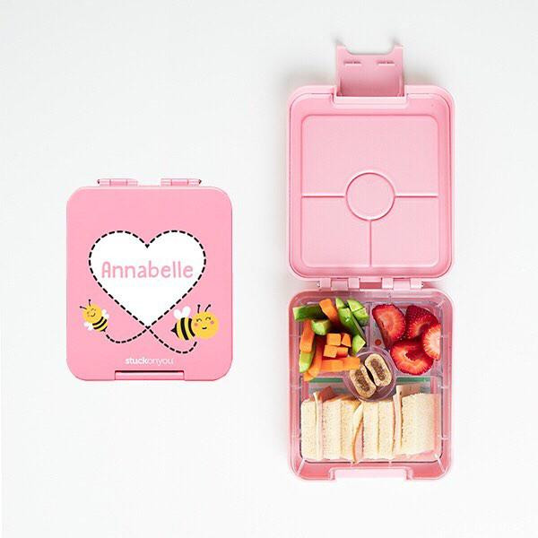 stuckonyou customisable bento box