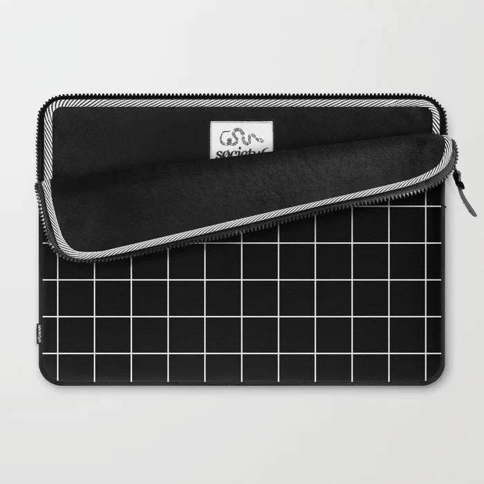 Society6 laptop sleeve