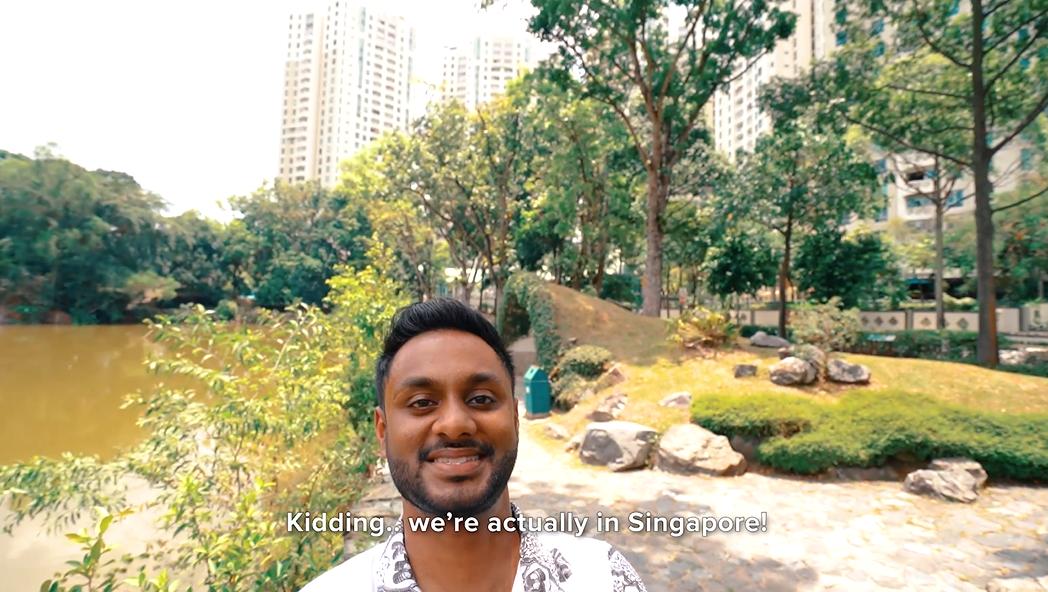 axa wanderlust instagram contest video competition win a trip bluff friends you're overseas