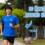 Singapore national runner