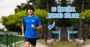 Singapore national runner