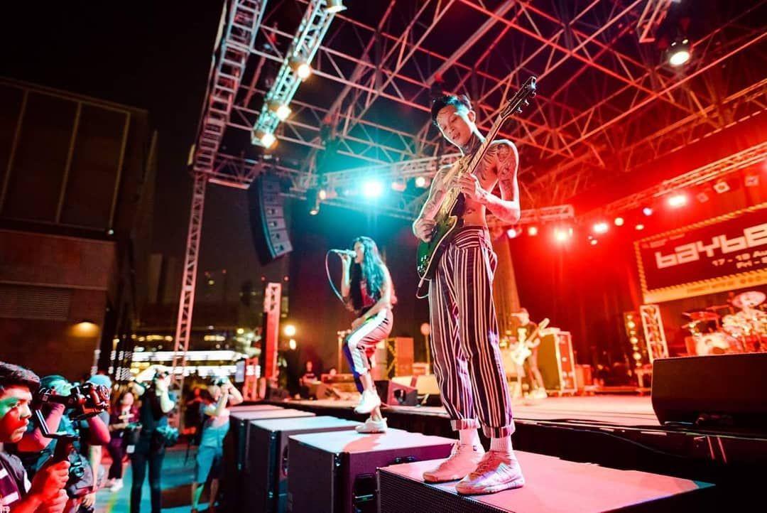baybeats music festival singapore caracal rock