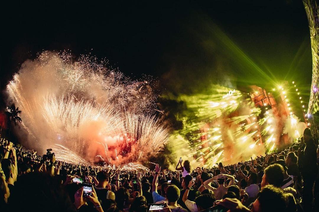 zoukout music festival sentosa