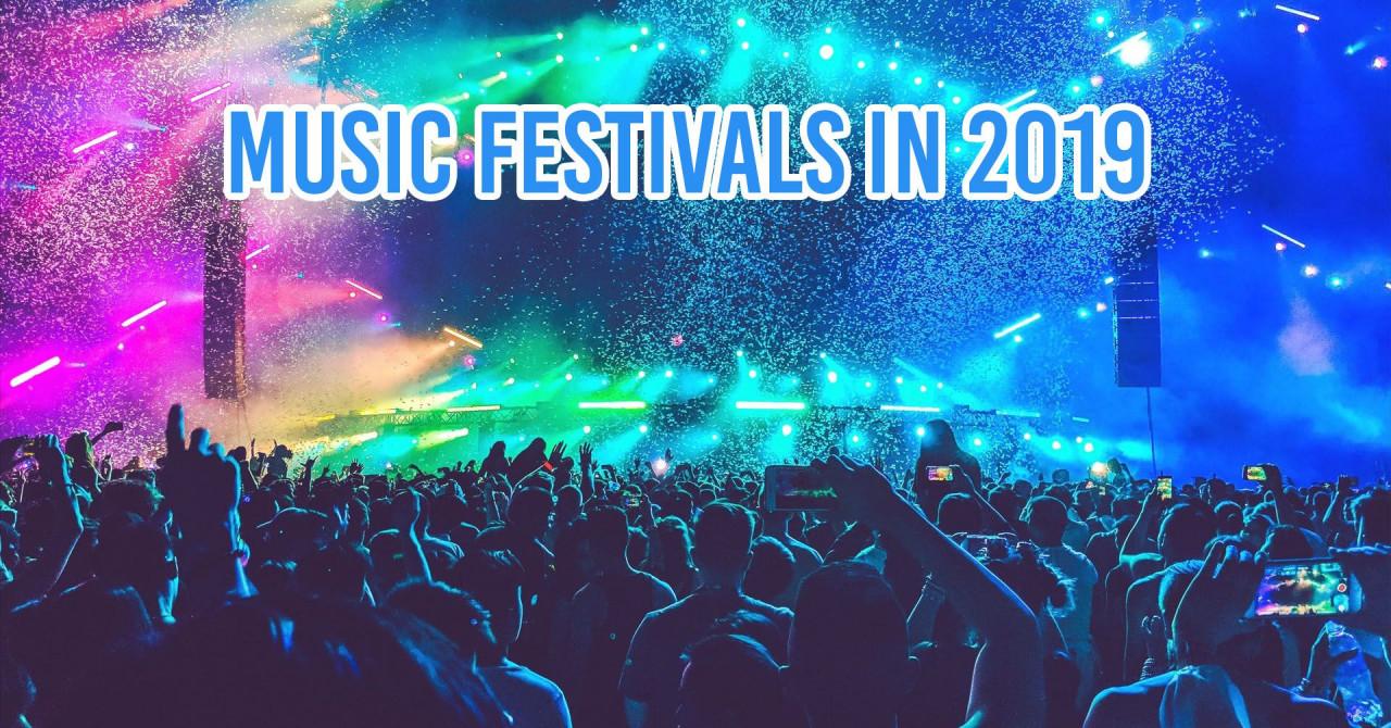 music festivals 2019 singapore