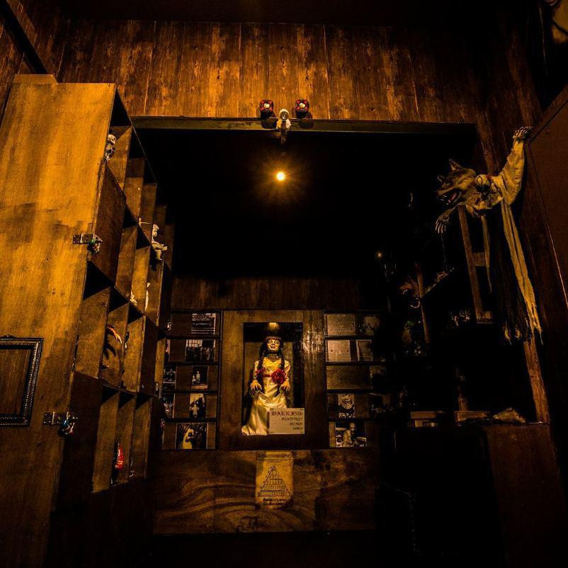 Xcape SG Annabelle escape room
