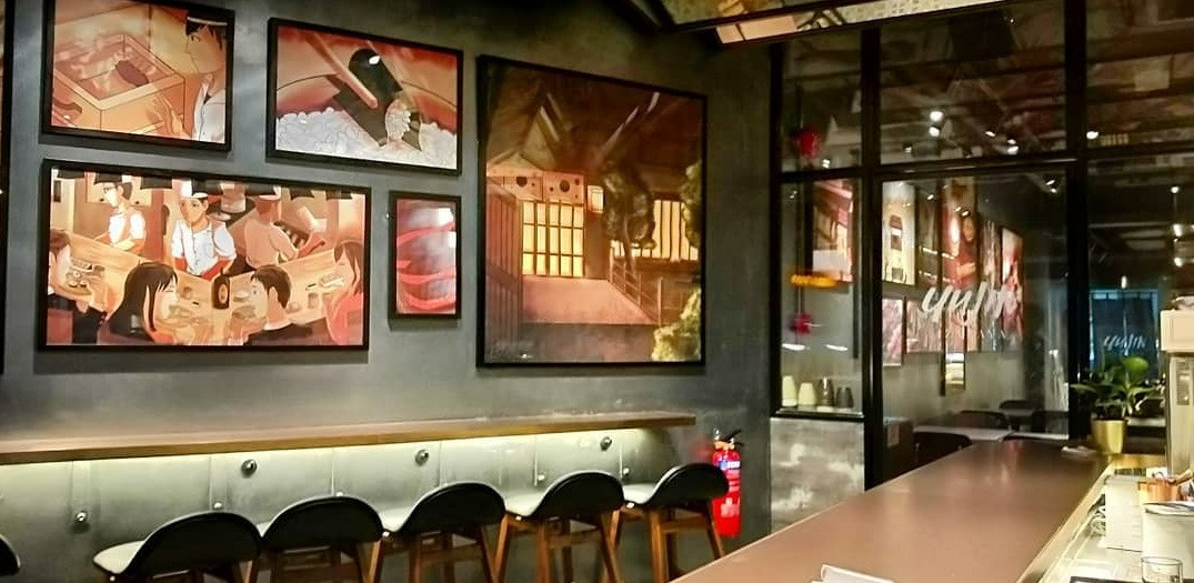 yujin izakaya new restaurants cafes in singapore april 2019