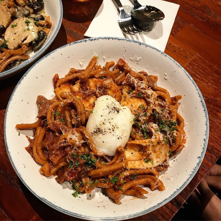 tipo pasta bar new restaurants in singapore april 2019
