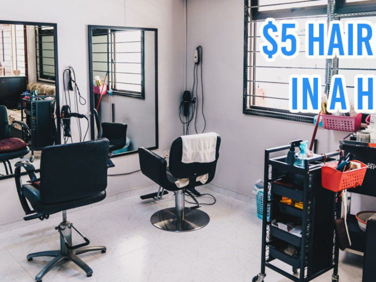 4 Home-Based Hair Salons In Singapore With Cheap Professional Haircuts From  Just $5